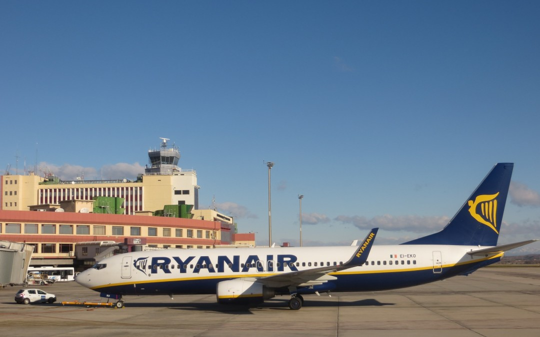 El marketing de Ryanair