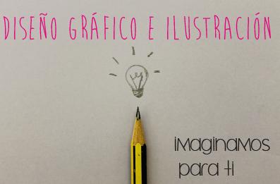 Ilustración diseño gráfico