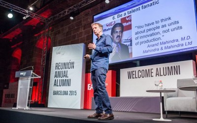 El líder innovador según Nigel Barlow